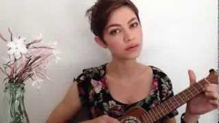 5 Years by Björk on ukulele