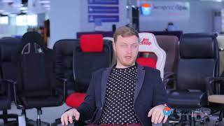 Обзор роскошного кресла руководителя Chairman 432 в черной экокоже