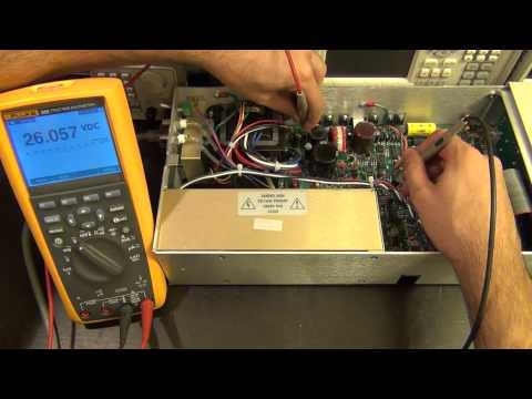 TSP #56 - Teardown & Repair of a Stanford Research PS350 5000V, 25W High Voltage Power Supply