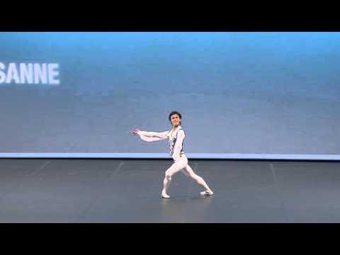 Kyo Masuda - 2016 Prix de Lausanne selections - classical variation