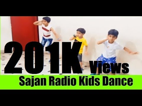 Sajan Radio Kids Dance Performance - Tubelight