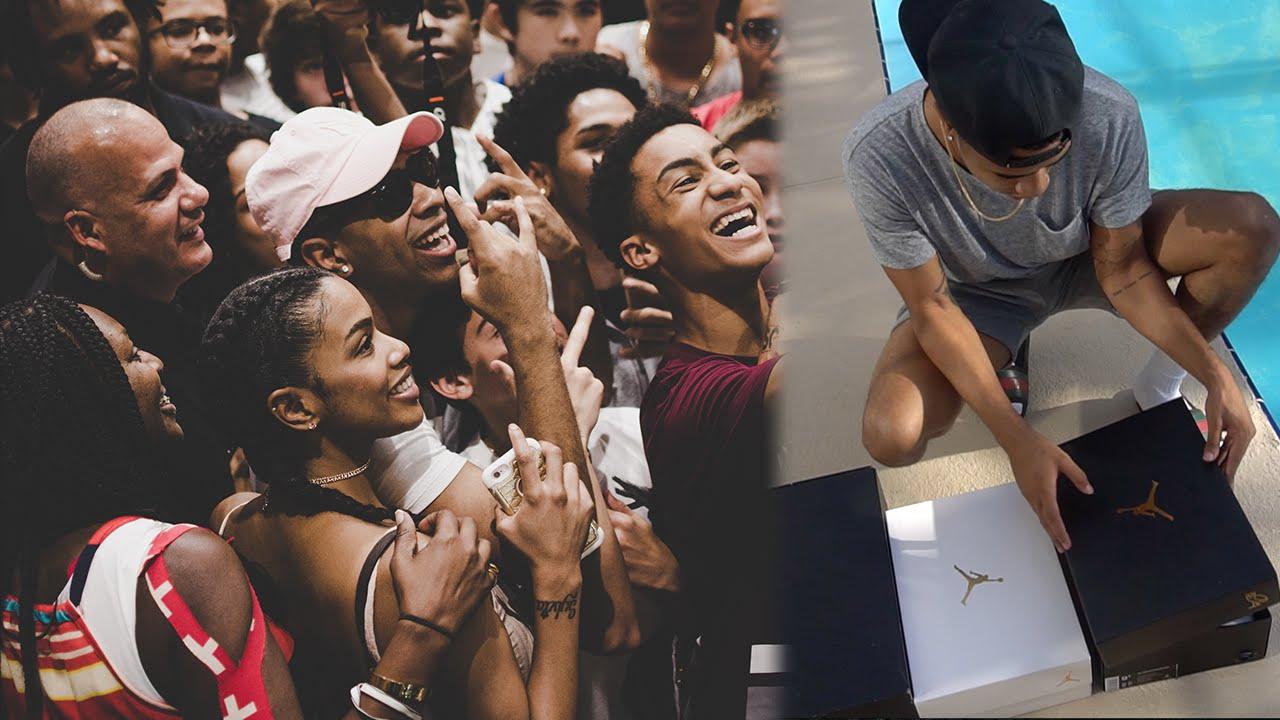 So much heaatt crazy fan meet greet sneakergames vlog youtube crazy fan meet greet sneakergames vlog youtube m4hsunfo