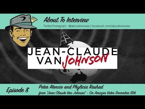 About To Interview - Episode 8 - Peter Atencio and Phylicia Rashad