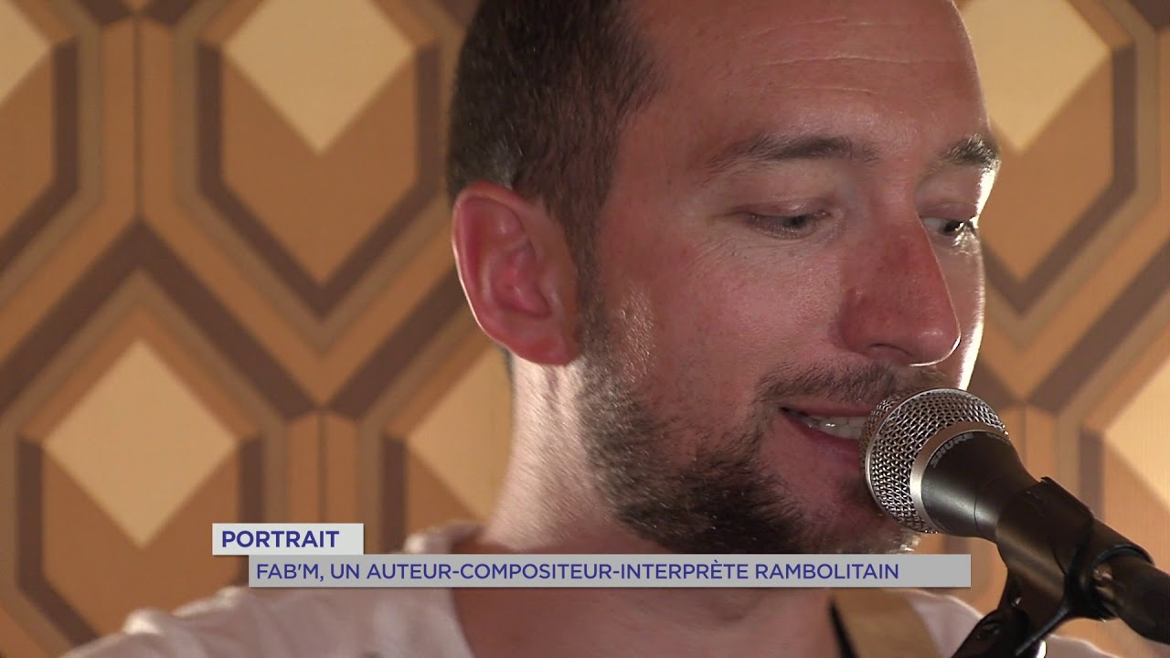 Portrait : Fab'M, un auteur-compositeur-interprète rambolitain
