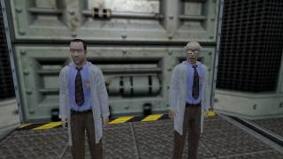 Half-Life Bloopers and Outtakes