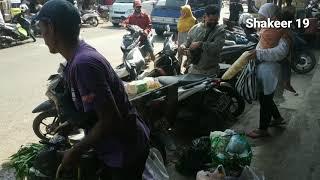 Download Mp3 Jalan Depan Pasar Balamoa ramai avansa truck brio mobilio pick up Dan odong odong
