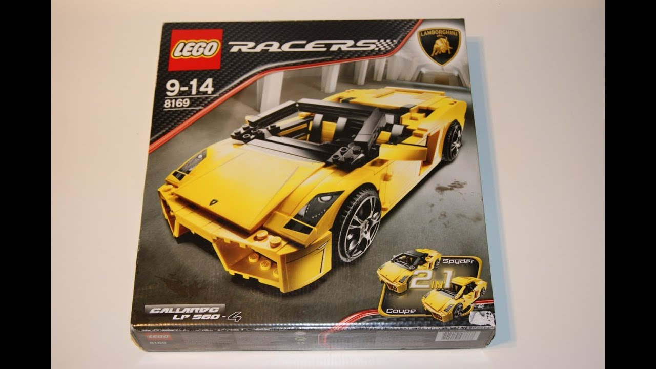 catalog set gallardo brick lego owl lp lamborghini