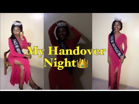 My Handover Night|Face Of Southeast Nigeria