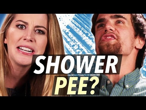 Thumbnail: Is It Okay To Pee In The Shower? • Debatable