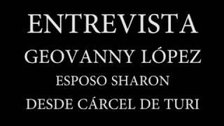 ENTREVISTA GEOVANNY LOPEZ - EDITH BERMEO (SHARON)