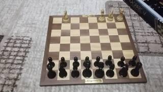 Шахматы KASPAROV CHAMPIONSHIP CHESS SET