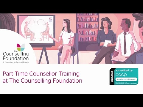 The Counselling Foundation Training Video