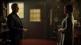 Однажды в сказке - Бэлль узнала про отношения Румпеля и Королевы. 6Х07