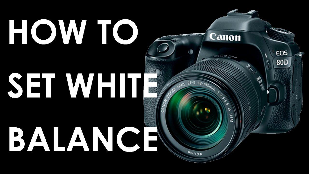 canon manual white balance