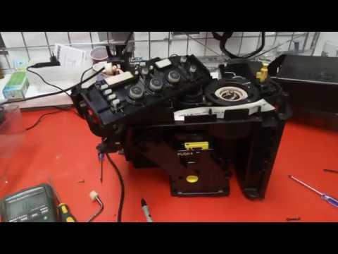 Ремонт кофемашины Philips HD8825