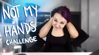 NOT MY HANDS challenge /w Ati