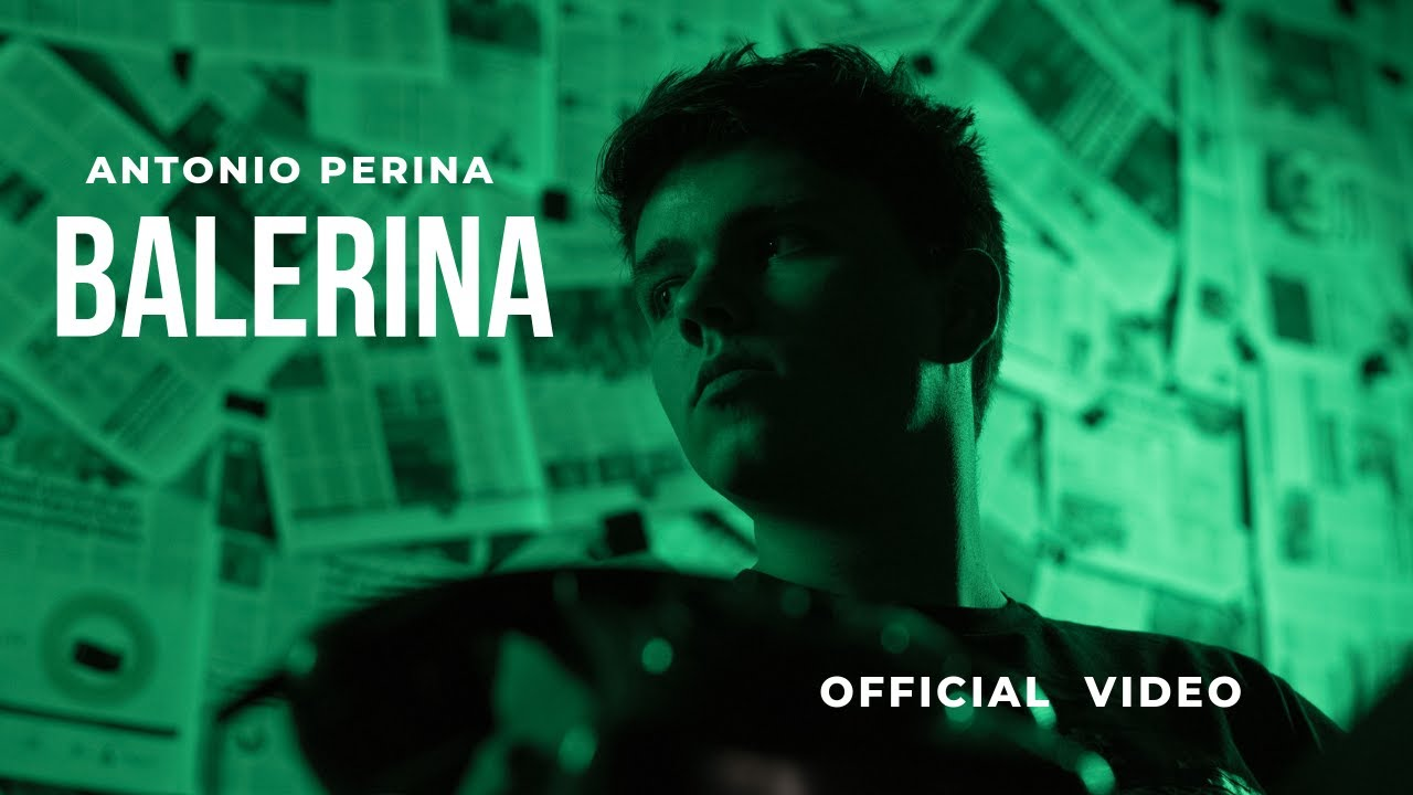 ANTONIO PERINA - BALERINA (OFFICIAL VIDEO)