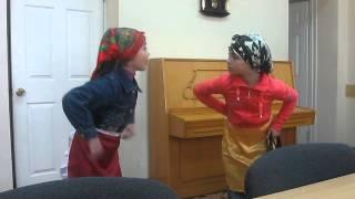 Спектакль в КРУ ''КБ им.И.Гаспринского''_2