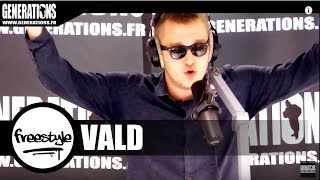 Vald - Freestyle 2 #NQNT (Live des Studios de Generations)