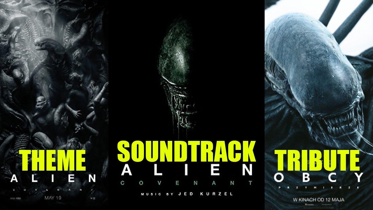 alien covenant music theme jed kurzel soundtrack