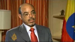 Interview: Meles Zenawi