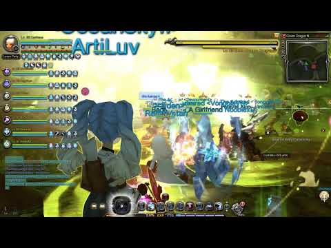Dragon Nest SEA 95 Soul Eater Green Dragon Time Attack clear