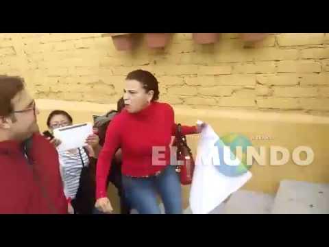 Increpan a Javier Duarte en Orizaba por desaparición