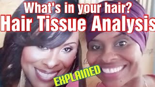 Simple Hair Test To Avoid Premature Graying  Epigenetics   Hair Tissue Mineral Test Explained