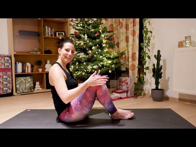 Hatha és Yin Jóga ászanák tutorial- pillangó