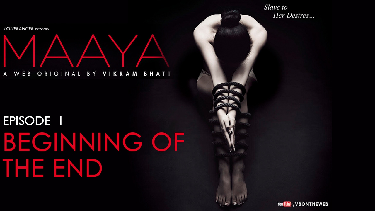 Download Maaya | Episode 1 - 'Beginning Of The End' | Shama Sikander | A Web Series By Vikram Bhatt