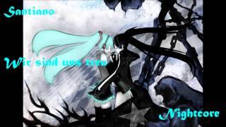 Santiano - Wir sind uns treu (Nightcore)