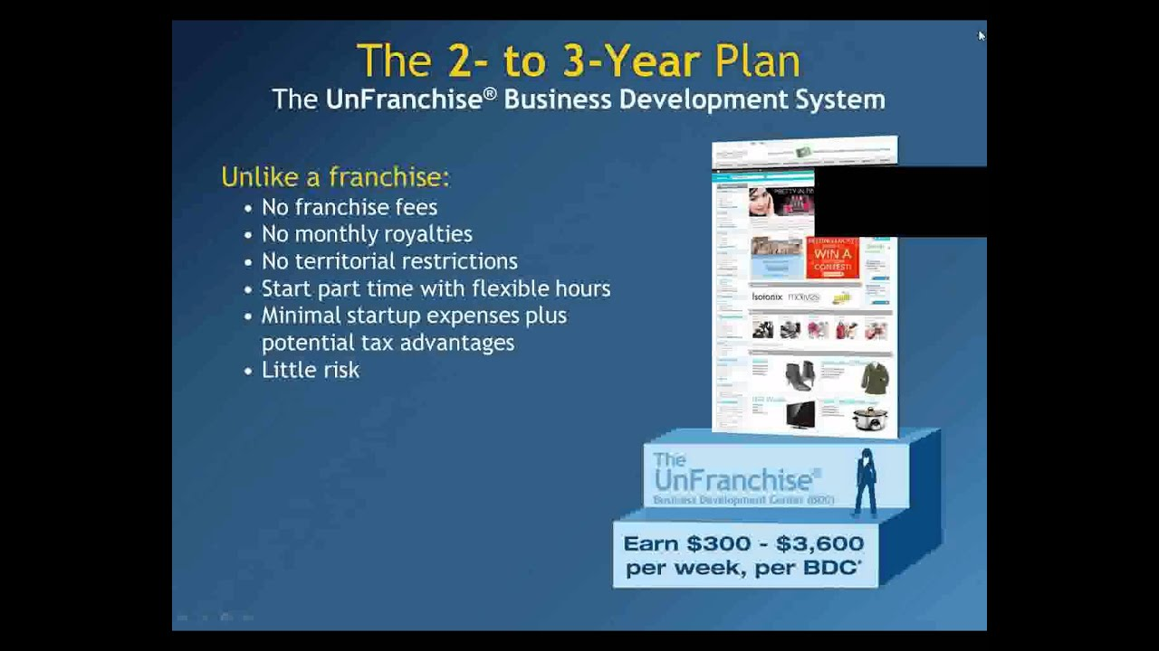 UnFranchise News: New UBP Now Available!