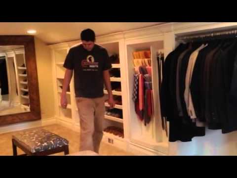Closet With Hidden Door Youtube