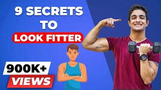 9 Fashion SECRETS to Look FITTER - For Fit, Fat or Thin Guys | BeerBiceps Men