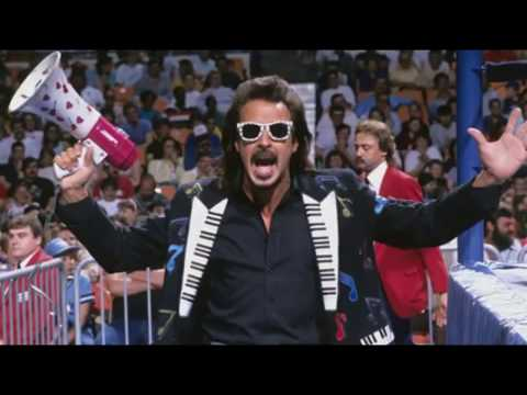 Jimmy Hart on his least favourite person to manage