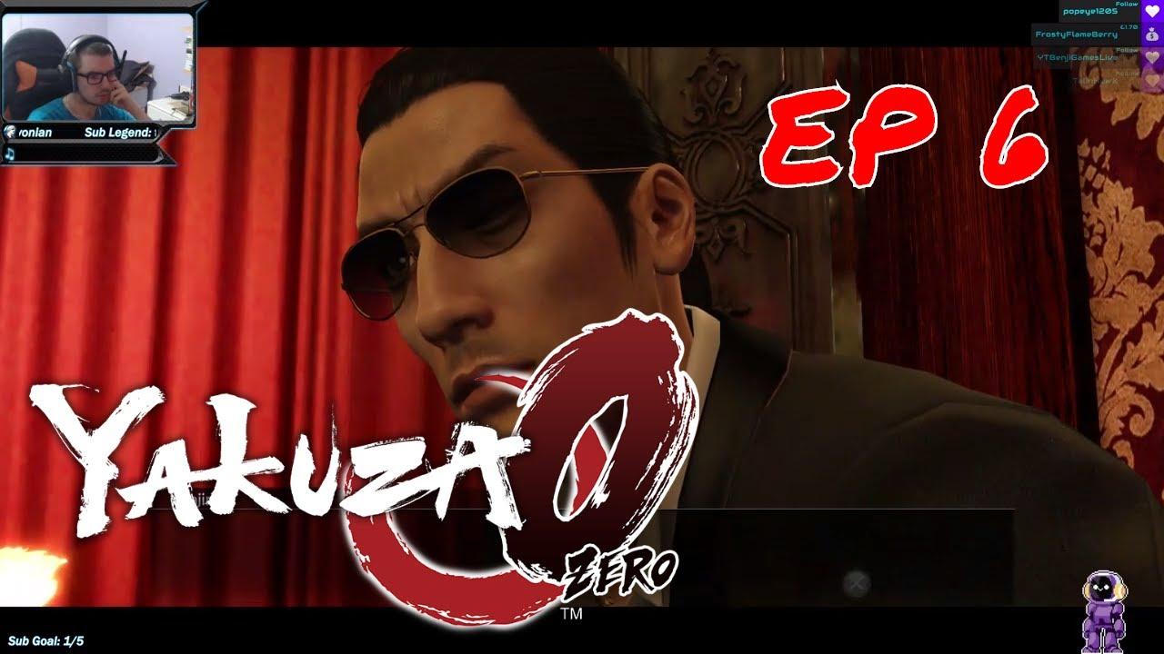 Yakuza 6 - Boss Fights: 11 - Ed (NG+) - YouTube