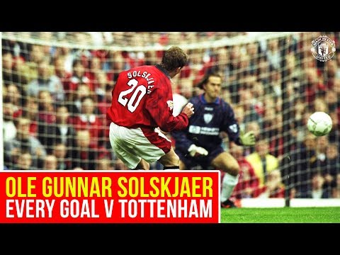 Solskjaer Goals v Spurs | Manchester United v Tottenham Hotspur | Premier League 2018/19 Mp3
