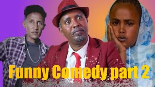 Rgibit Media- ዳዊት እዮብ Eritrean funny Comedy Dawit Eyob 2021// part 2