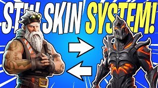 STW's Confirmed Skin System and How It Should Work | Fortnite Save The World Concept