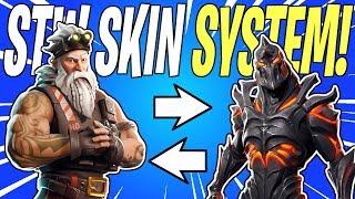 Système de peau confirmé de STW et comment il devrait fonctionner ( Fortnite Save The World Concept (en)
