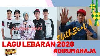 Gambar cover LAGU LEBARAN 2020 - QHUTBUS SAKHA feat EBITH BEAT A (OFFICIAL MUSIC VIDEO)