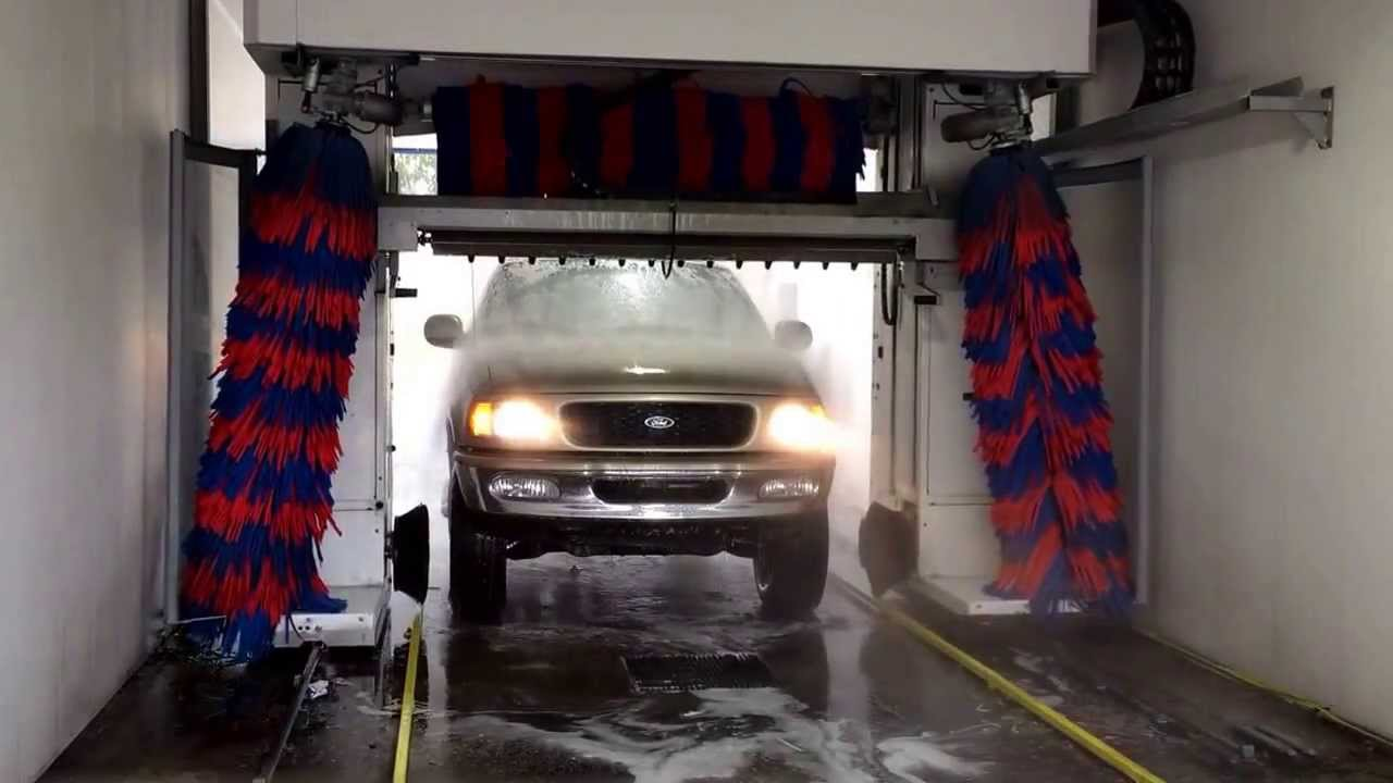 ... 24 hr max car wash in fallbrook ca platinum touch free wash - YouTube