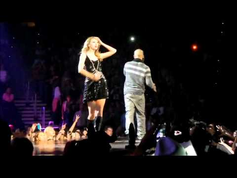 T.I. and Taylor Swift