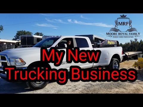 Just Started My Hot Shot Trucking Business, Million Dollar