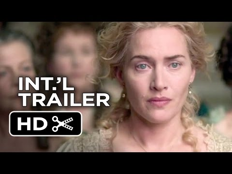 A Little Chaos Official International Trailer #1 (2015) - Kate Winslet, Alan Rickman Movie HD