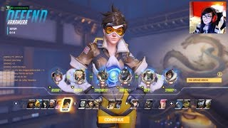 Video My first time with Overwatch - Alodia download MP3, 3GP, MP4, WEBM, AVI, FLV Juli 2018