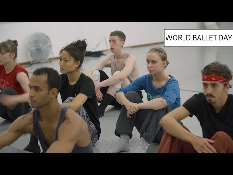 NDT on World Ballet Day 2016