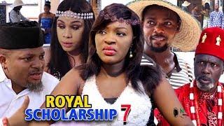 ROYAL SCHOLARSHIP SEASON 7 - Chacha Eke 2019 Latest Nigerian Nigerian Nollywood Movie