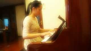 [Happy Birthday Khánh Huyền] Song From A Secret Garden (Piano Cover) - Quỳnh Anh Nguyễn