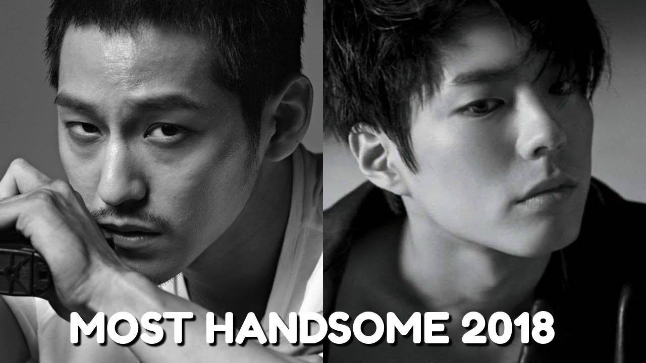 20 most handsome korean actors 2018 age 20 youtube